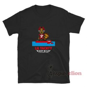 Bape X Lil Yachty Baby Milo T-Shirt
