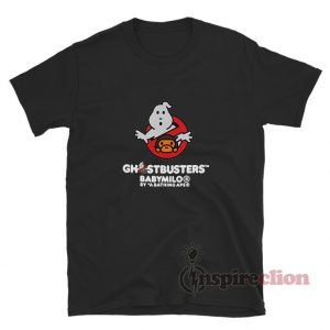 A Bathing Ape Baby Milo X Ghostbusters T-Shirt