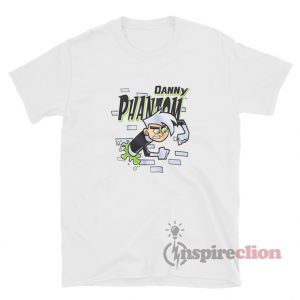 Urban Outfitters Danny Phantom T-Shirt