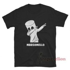 Marshmello Damn Unisex T-Shirt