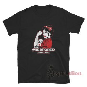 Red For Ed Arizona T-Shirt