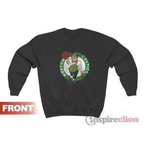 Get Now Boston Celtics Logo Mascot Sweatshirt