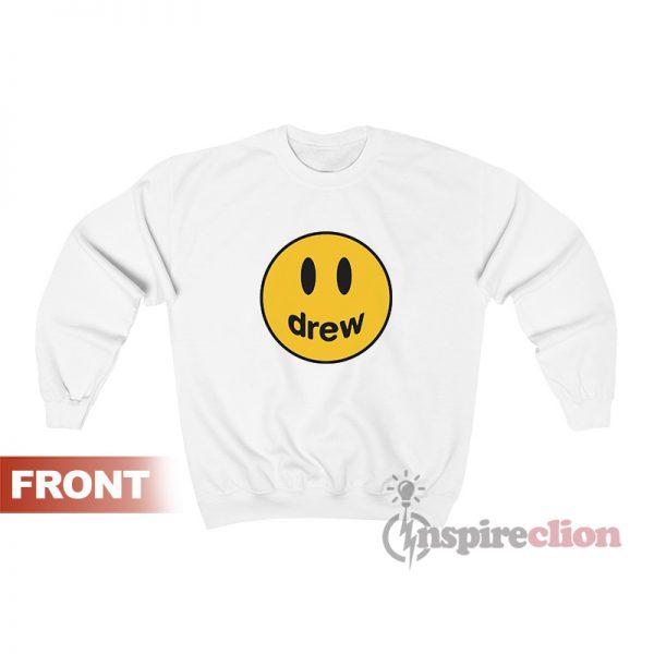 Drew House Smiley Face Sweatshirt