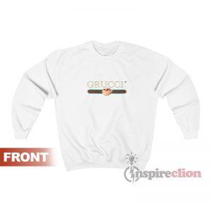 Grucci Despicable Me Gru Parody Gucci Sweatshirt