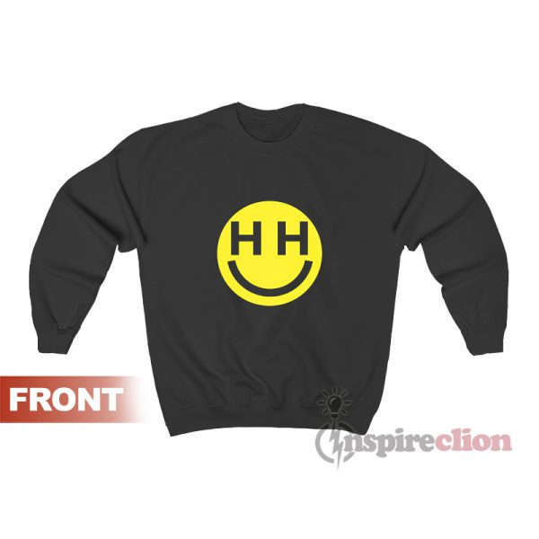 Miley Cyrus Happy Hippie Sweatshirt For Unisex