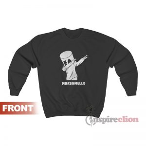 Marshmello Damn Unisex Sweatshirt