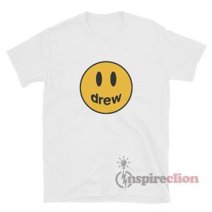 Justin Bieber Drew House Smile Face T-Shirt