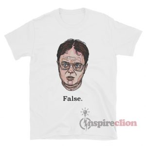 Dwight Schrute The Office White T-Shirt