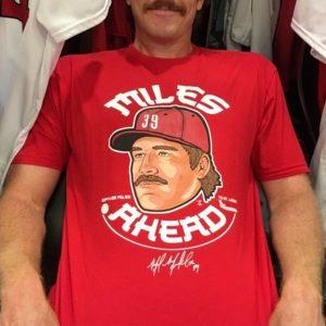 Miles Mikolas Miles Ahead T-Shirt