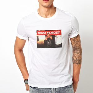 Get It Now Tupac Trust Nobody Vintage T-Shirt