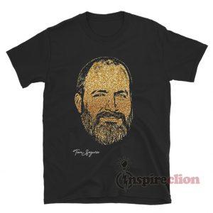 Tom Segura Portrait Graphic T-Shirt