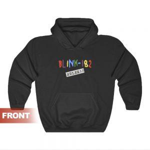 Blink-182 Rulez Hoodie For Unisex