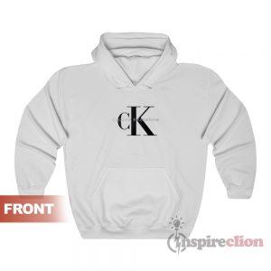 Cocaine & Ketamine CK Parody Hoodie