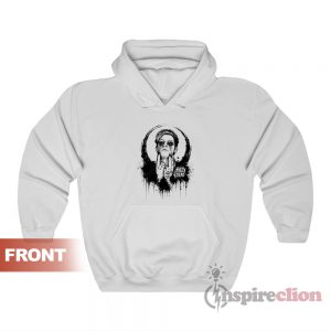 Mike's Dead Visual Art Hoodie