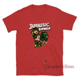 AEW Jurassic Express The Next Level T-Shirt