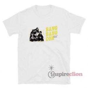 BTS Online Concert Bang Bang Con T-Shirt