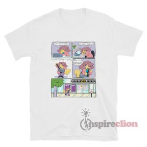 Cartoon Network Comic Brazzers T-Shirt