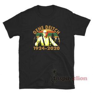 RIP Gene Deitch 1924-2020 Vintage T-Shirt