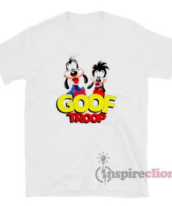 Disney Goof Troop T-Shirt For Unisex