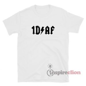 1DAF One Direction T-Shirt For Unisex