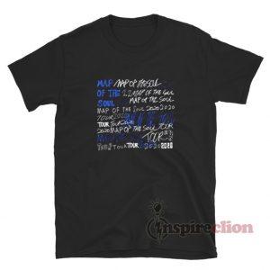 BTS Map Of The Soul Tour 2020 T-Shirt