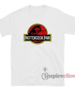 Proterozoic Park T-Shirt For Unisex
