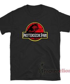 Proterozoic Park T-Shirt For Unisex