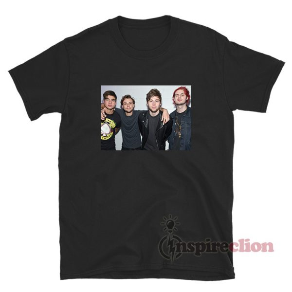 5SOS 5 Seconds of Summer T-Shirt