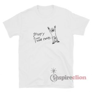 Stinky Poopy Funny Poops T-Shirt