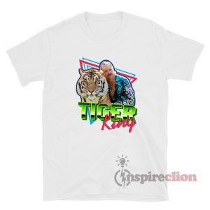 Tiger King Joe Exotic Netflix T-Shirt