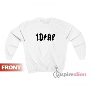 1DAF One Direction Sweatshirt For Unisex