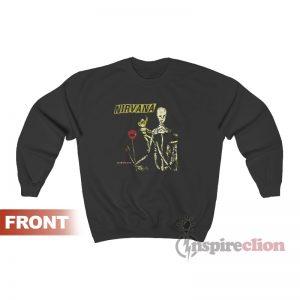 Nirvana Incesticide Vintage Sweatshirt