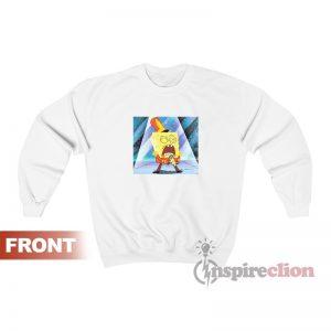 SpongeBob SquarePants Singing SpongeBob Sweatshirt