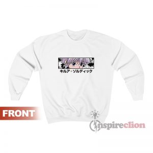 Hunter x Hunter Killua Eyes Sweatshirt