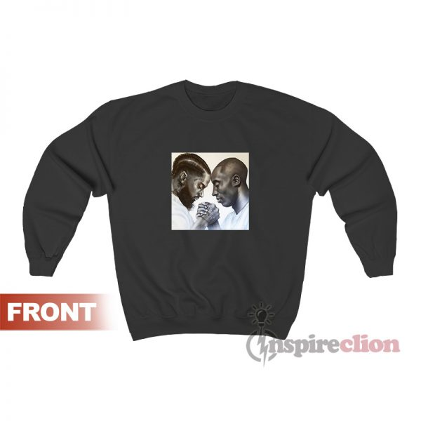 Nipsey Hussle And Kobe Bryant Sweatshirt For Unisex