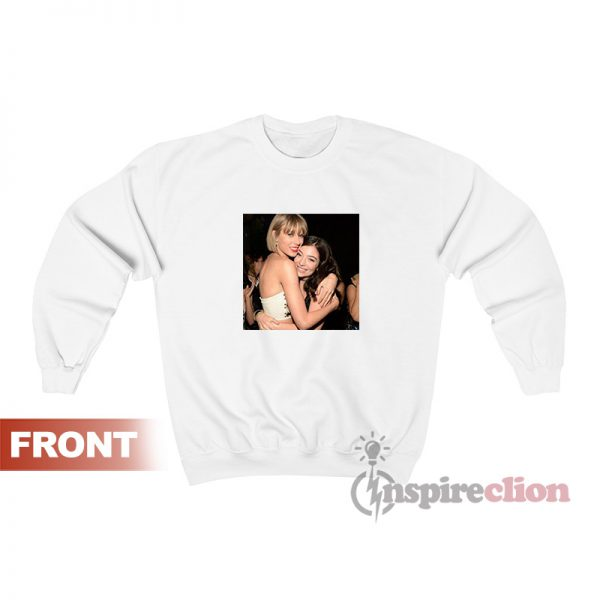 Taylor Swift Hugging Lorde Sweatshirt