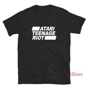 Atari Teenage Riot T-Shirt For Unisex