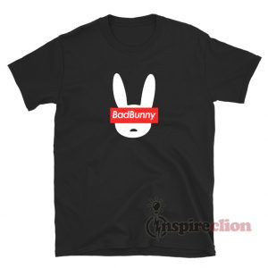 Bad Bunny Funny T-Shirt