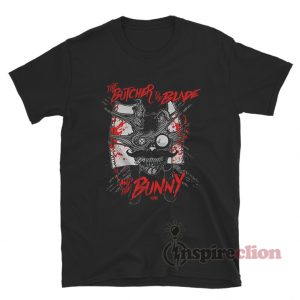 The Butcher The Blade & The Bunny Facemask T-Shirt