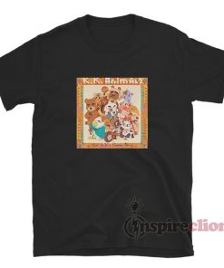 K.K. Animals Crossing How To Be A Human Being T-Shirt