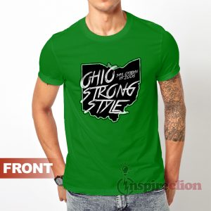 Sami Callihan Ohio Strong Style T-Shirt