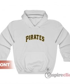 Pittsburgh Pirates Logo Hoodie For Unisex