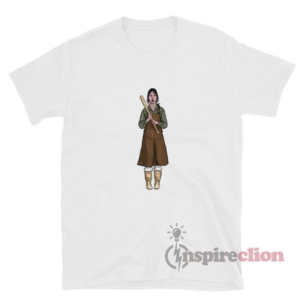 The Shining Inspired Character T-Shirt