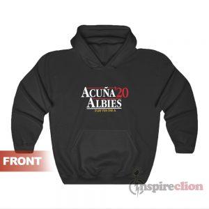 Acuna Albies 2020 Hoodie