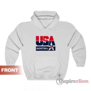 Dream Team USA Basketball Olympic 1992 Hoodie
