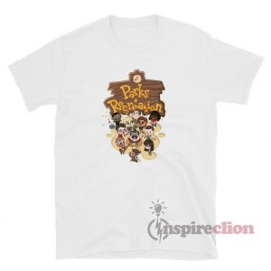 Parks And Recreation Animal Crossing T-Shirt
