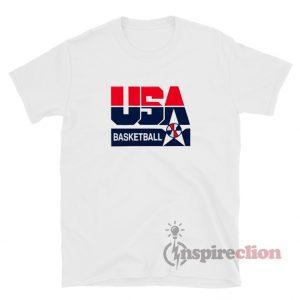 Dream Team USA Basketball Olympic 1992 T-Shirt