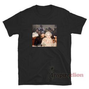 Vintage Betty White & Eazy E T-Shirt