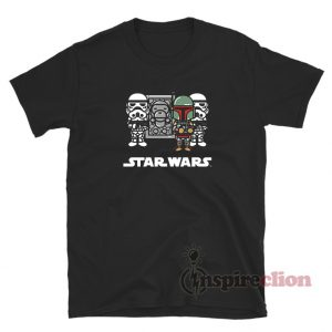 A Bathing Ape Baby Milo X Star Wars T-Shirt