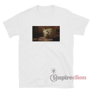 Baby Yoda Meme T-Shirt